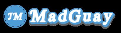Logo - madguay.com