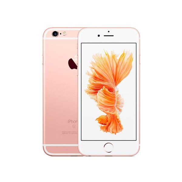 Apple iphone 6s 64gb oro rosa reacondicionado cpo móvil 4g 4.7'' retina hd/2core/64gb/2gb ram/12mp/5mp