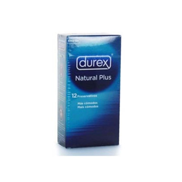 Durex natural plus preservativos