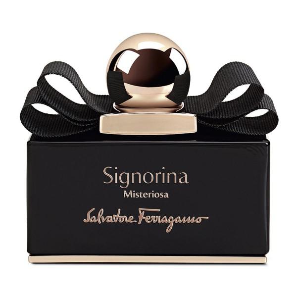 Salvatore ferragamo signorina misteriosa eau de parfum 100ml vaporizador