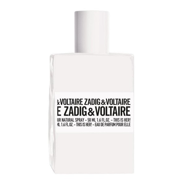 Zadig & voltaire this is her eau de parfum 30ml vaporizador