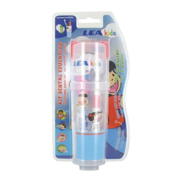 Lea kids kit dental educativo 1u.