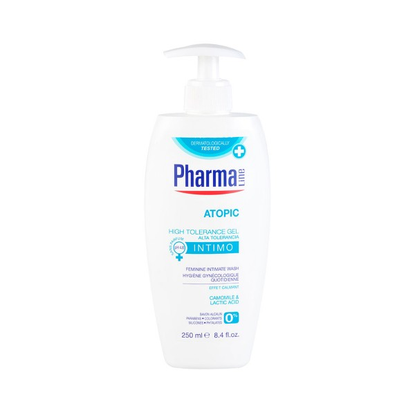 Pharmaline atopic high tolerance gel intimo 250ml