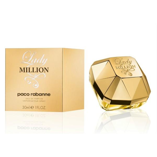 Paco rabanne lady million eau de parfum 30ml vaporizador