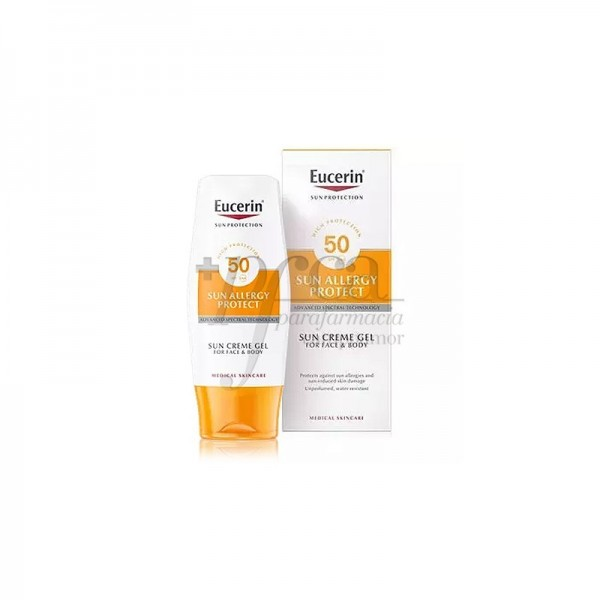 EUCERIN SUN ALLERGY GEL-CREMA SPF50