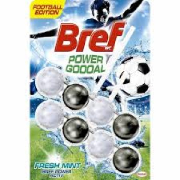 BREF Power Active Fresh Mint POWER GOOOAL
