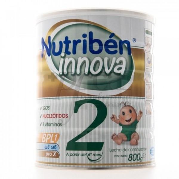NUTRIBEN INNOVA 2 A PARTIR DE 6 MESES 800G