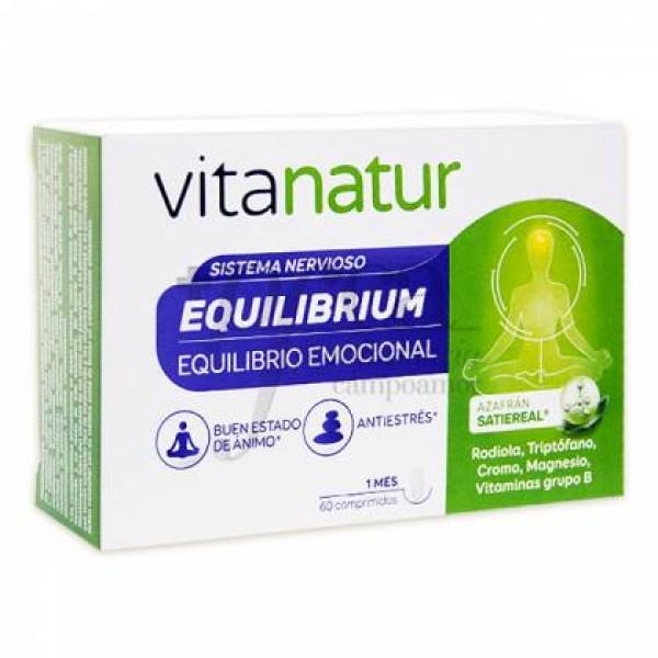 VITANATUR EQUILIBRIUM 60 COMP