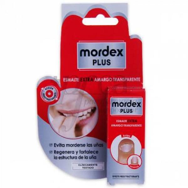 MORDEX PLUS ESMALTE EXTRA AMARGO 9 ML