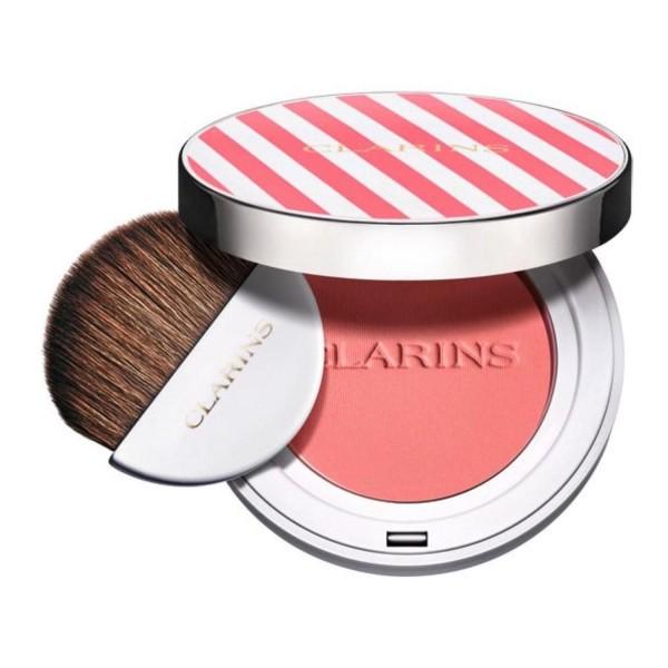 Clarins joli blush colorete compacto cheeky pink edicion limitada 1un