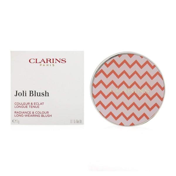 Clarins joli blush colorete compacto cheeky peachy edicion limitada 1un