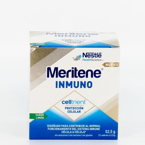 MERITENE INMUNO CELLTRIENT 21 SOBRES 2,5 G