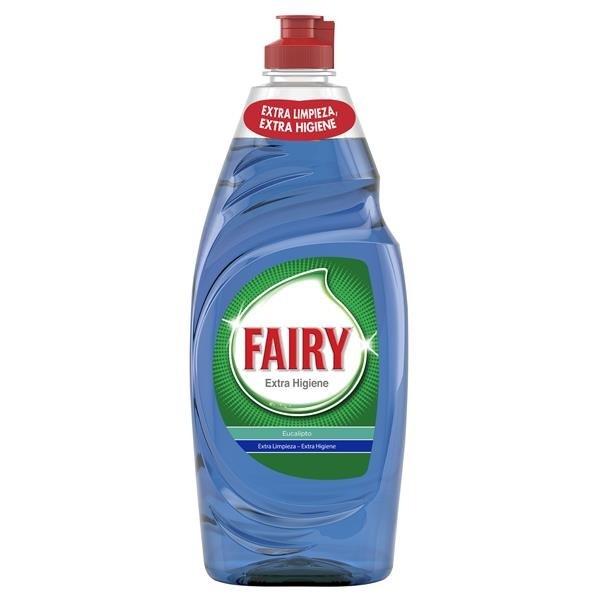 Fairy lavavajillas Eucalipto 650 ml